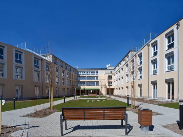 Neubau SPH Berlin