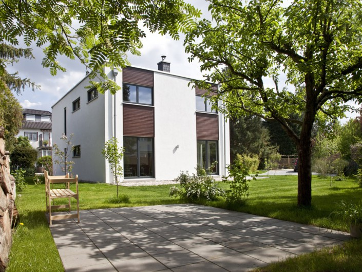 Neubau Stadthaus modern